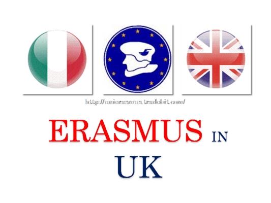 Pay for Erasmus in UK. Mp3 + pdf