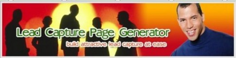 Thumbnail Lead Capture Page