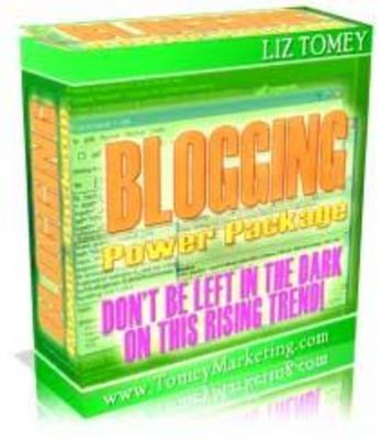 Pay for Blogging Power Package