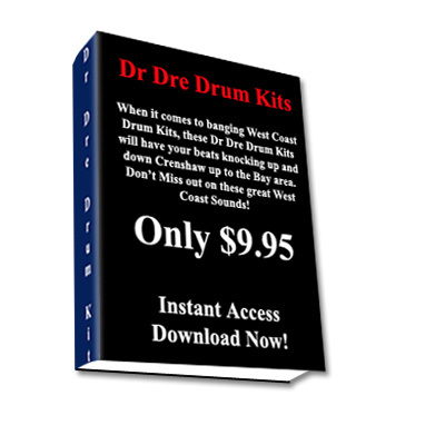 Pay for Drum Kits,Drum Samples Dr. Dre Style