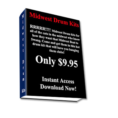 Pay for Drum Kicks,Drum Snares,Midwest Drum Kits,Midwest Drum Sample