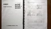 Thumbnail Kobelko sk045,sk045-2,sk050 mini excavator repair shop manua