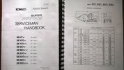 Thumbnail kobelco super sk60 mark V to sk220lc mark V worshop manual
