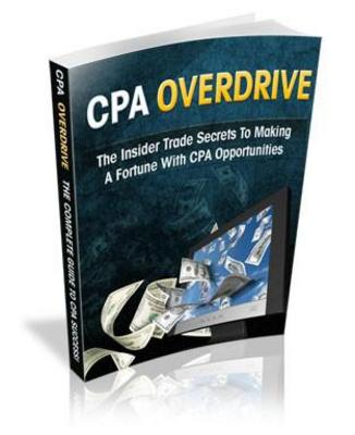 Pay for CPA OverDriveXXX