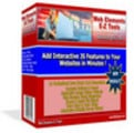 Thumbnail *NEW* Webmasters Utilities Web Elements 2011
