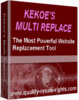 Thumbnail *NEW* Kekoes Multi Replace The Most Powerful 2011