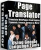 Thumbnail *NEW* Page Translator Translate Webpages 2011