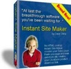 Thumbnail *NEW*  Instant Site Maker With Resale Rights 2011
