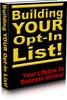 Thumbnail *New* Building Your Optin List 2011