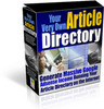 Thumbnail *New* Your Very Own Article Directory full with MRR. 2011