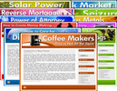 Thumbnail *NEW* 12 Niche Sites 2011