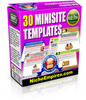 Thumbnail *NEW* 30 Mini Site Templates MRR.2011