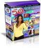 Thumbnail *NEW* 50 Professional Header Templates with MRR. 2011