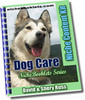 Thumbnail *NEW* Ebook - Dog Care 2011