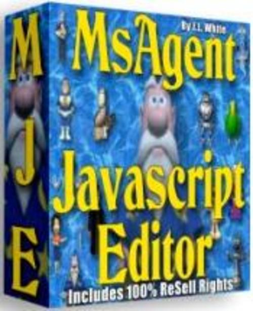 Pay for *NEW* MSAgent Javascript Editor Edit  2011
