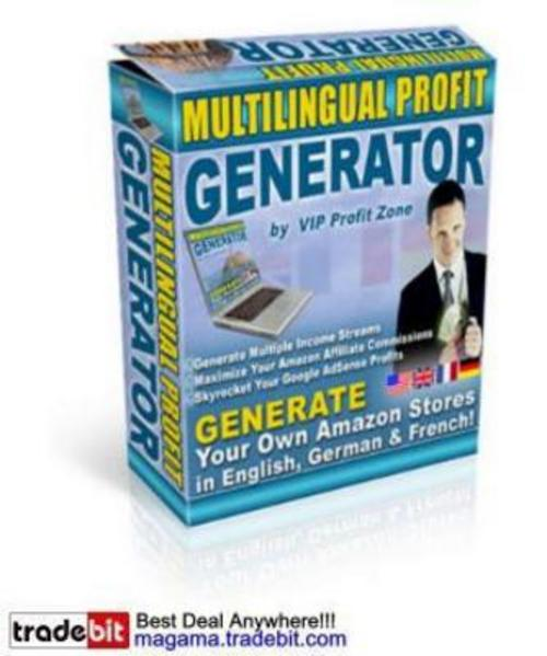 Pay for *NEW* Multilingual Profit Generator RR! 2011