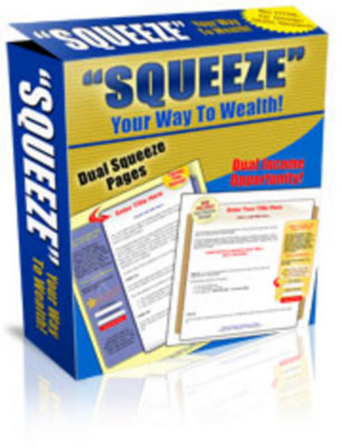 Pay for *NEW* PLR Squeeze Your Way To Wealthe.zip 2011