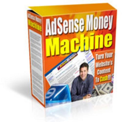 Pay for ***NEW***Adsense: AdSense Money Machine 2011