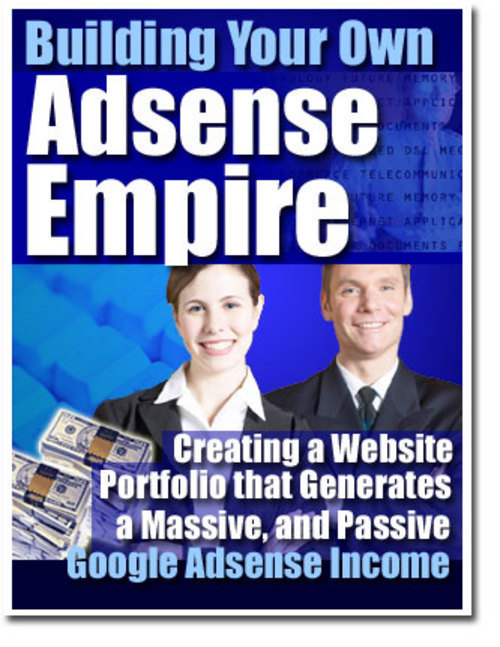 Pay for *New* Building Your Own Adsense  MRR 2011