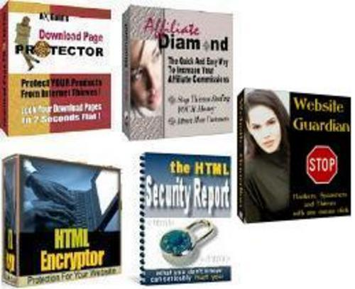 Pay for *New* web security kit With Master Resale Rights. 2011