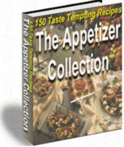 Pay for *NEW* The Appetizer Collection - With Resale 2011