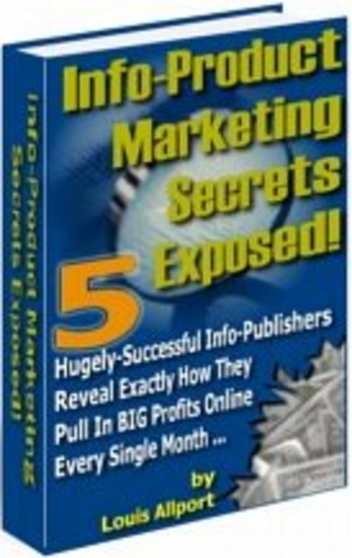 Pay for *NEW* Info Products Marketing Secrets Exposed.zip 2011