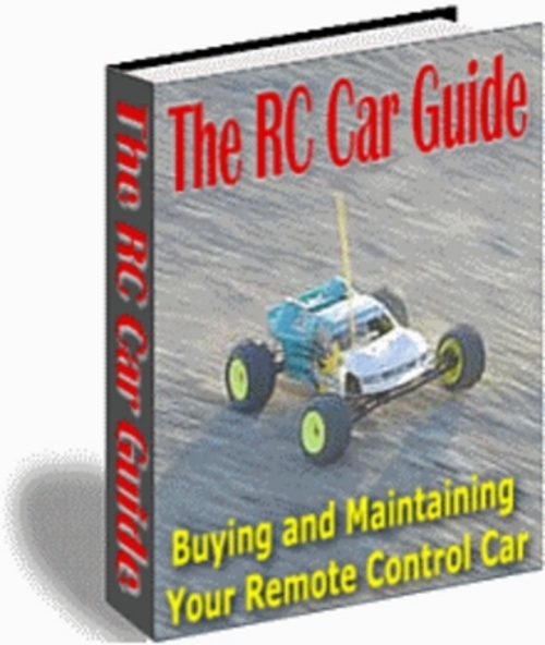 Pay for *NEW* The RC Car Guide 2011
