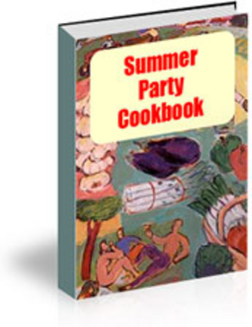 Pay for *NEW* Summer Party Cooking Recipes.zip 2011