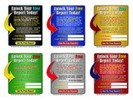 Thumbnail *New* Graphics Template Pack Product With Master Resale 2011