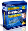 Thumbnail *New* Ultimate Newsletter Templates with MRR 2011