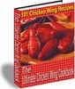 Thumbnail *New* The Ultimate Chicken Wing Cookbook 2011