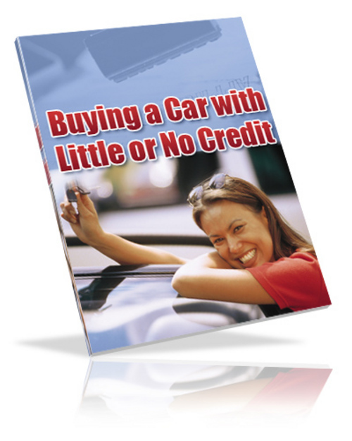 Pay for *New* How to buy A car with Little or not Credit With . 2011