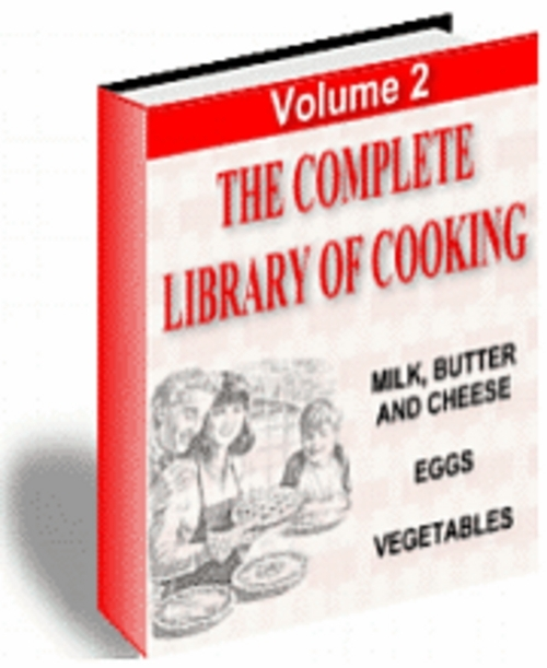 Pay for *New* The Complete Library of Cooking with MRR. 2011