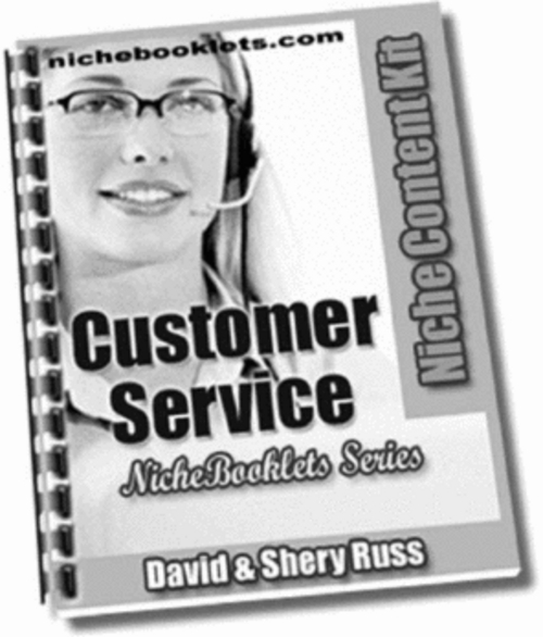 Pay for *New* Customer Service Niche 2011