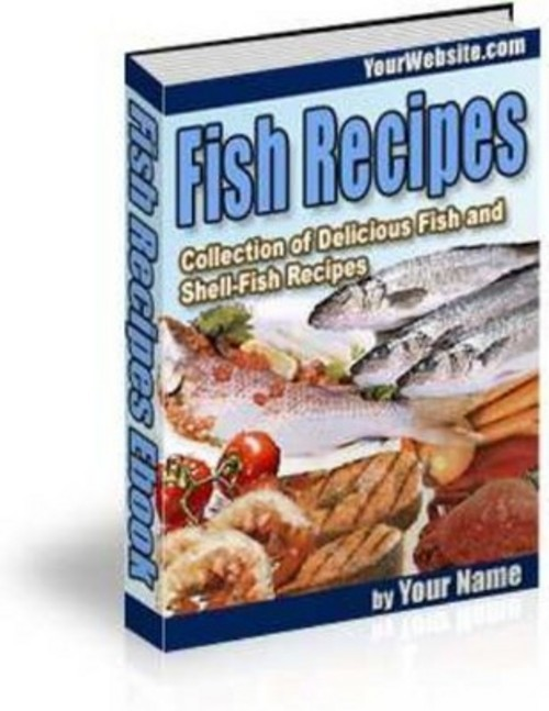 Pay for *New*Fish Recipes - Collection of Delicious Fish Recipe 2011