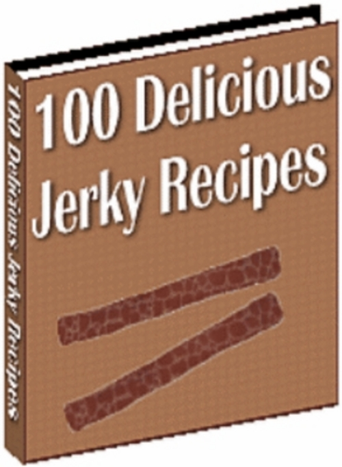 Pay for *New* 100 Delicious Jerky Recipes - Download eBooks 2011