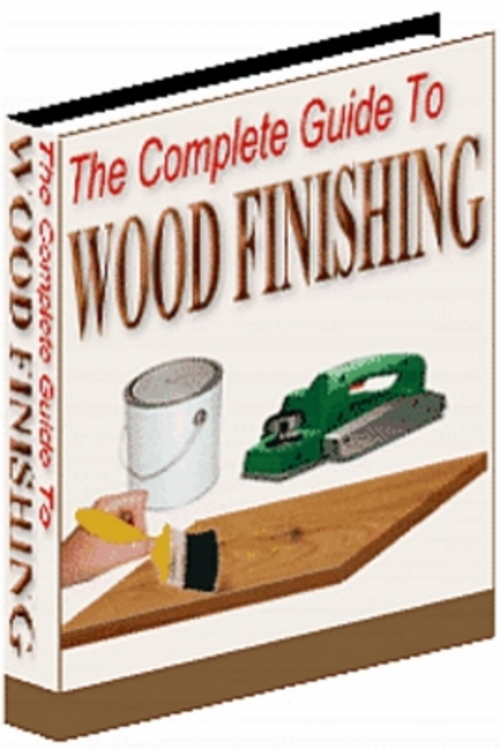 Pay for *New* Wood Finishing 2011