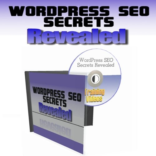 Pay for wordpress SEO secrets revealed video tutorials MRR