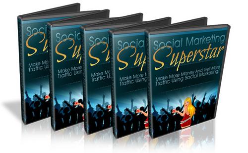Pay for Social Marketing Superstar / MRR