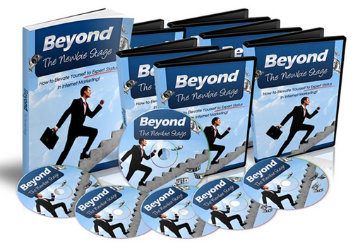 Pay for Beyond The Newbie Stage Videos// Master Resell Rights