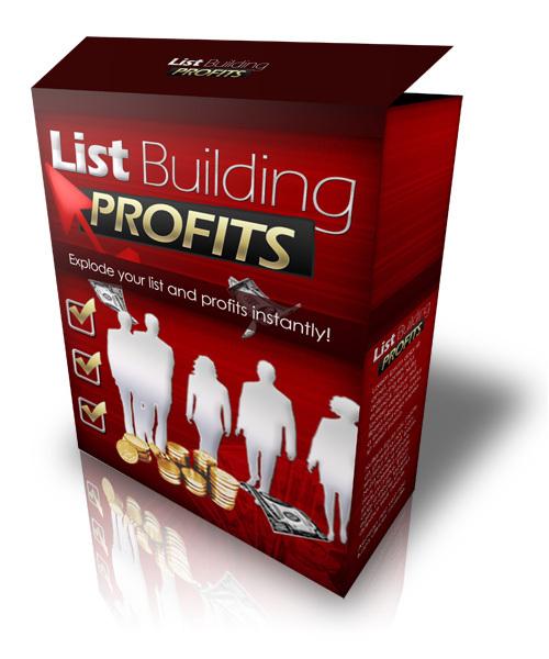 Pay for List Building Profits MRR