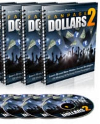 Free Fanpage Dollars 2 Video & Ebook (PLR) - April 2011 Download thumbnail