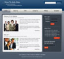 Thumbnail 5 HTML and Blog Templates