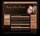 Thumbnail Beauty Salon Wordpress Theme