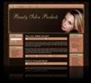 Thumbnail Beauty Salon Wordpress Theme