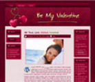 Thumbnail Cherry Love Valentines Wordpress Theme