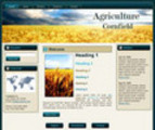 Thumbnail Cornfield WordPress Theme