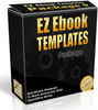 Thumbnail EZ Ebook Templates Package 10