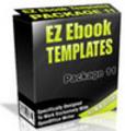 Thumbnail EZ Ebook Templates Package 11