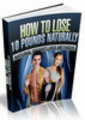 Thumbnail How to Lose 10 Pounds Naturally